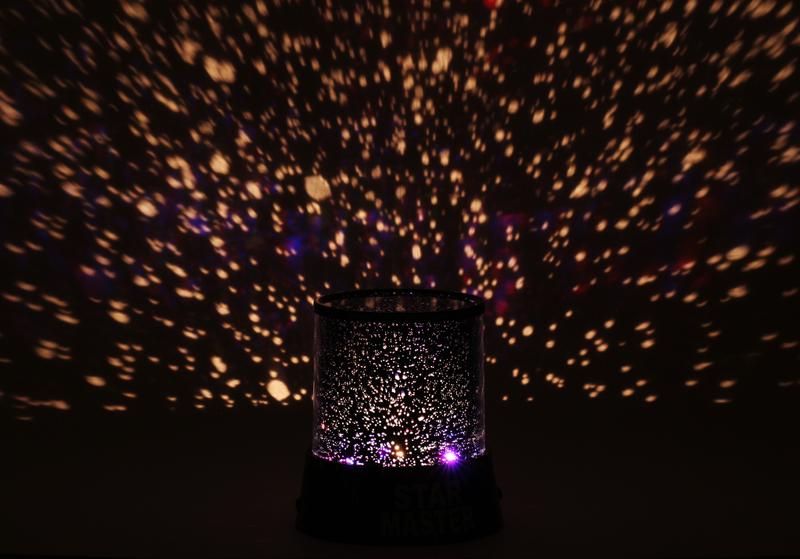 Звёздный проектор своими руками 566